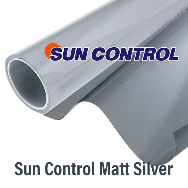 Матовая пленка на окна Sun Control