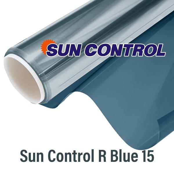 Тонировочная пленка Sun Control синяя 15